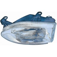 Headlight right front headlight for Fiat Palio road 1997 to 2001 H4 1 parable Lucana Headlights and Lights