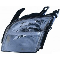Headlight right front headlight for Ford Fusion 2002 to 2005 with dimmer Lucana Headlights and Lights