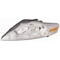 Headlight right front headlight for Ford Mondeo 2007 to 2010 Lucana Headlights and Lights