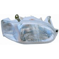 Headlight right front Ford Escort 1995 to 1999 Lucana Headlights and Lights