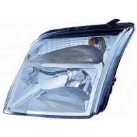 Headlight right front headlight for Ford Tourneo connect 2002 to 2012 Lucana Headlights and Lights