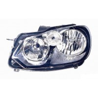 Headlight right front VW Golf 6 vi 2008 to imp Hella Lucana Headlights and Lights