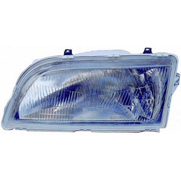 Headlight right front headlight for Volvo V40 S40 1996 to 1998 H4 Aftermarket Lighting