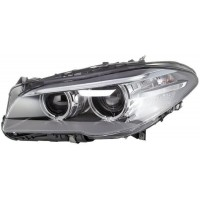 Headlight right front bmw 5 series F10 F11 2013 onwards xenon afs drl hella Headlights and Lights