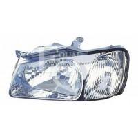 Headlight right front headlight for Hyundai Accent 2000 to 2001 4 doors Lucana Headlights and Lights