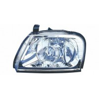 Headlight right front headlight for Mitsubishi L200 1996 to electric 2005 Aftermarket Lighting