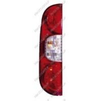 Tail light rear right Fiat Doblo' 2005 onwards Lucana Headlights and Lights