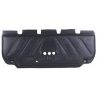 Engine guard rear AUDI A6 2004 to 2007 Lucana Bumper and accessories