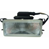Fog lights right headlight for Fiat Seicento 1998 onwards also sporting Lucana Headlights and Lights