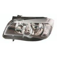Headlight left front BMW X1 2009 onwards eco Lucana Headlights and Lights
