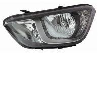 Headlight left front hyundai i20 2012 onwards Lucana Headlights and Lights