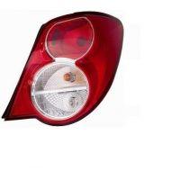 Tail light rear left Chevrolet Aveo 2011 to 4 ports Lucana Headlights and Lights