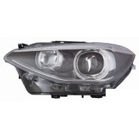 Headlight left front bmw 1 series f20 2011 onwards xenon eco Lucana Headlights and Lights
