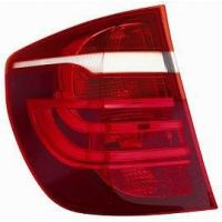 Tail light rear left BMW X3 f25 2010 onwards outside Lucana Headlights and Lights