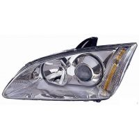 Headlight left front Ford Focus 2005-2007 xenon chrome Lucana Headlights and Lights