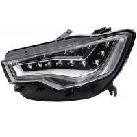 Headlight left front AUDI A6 2011 onwards xenon dynamic led AFS hella Headlights and Lights