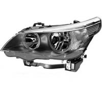 Headlight left front bmw 5 series E60 E61 2003 to 2007 h7 Hella hella Headlights and Lights