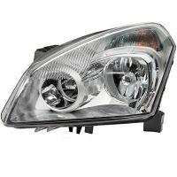 Headlight left front headlight for Nissan Qashqai 2007 to 2009 xenon hella Headlights and Lights