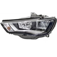 Headlight left front AUDI A3 2012 to 8v dlr hella Headlights and Lights