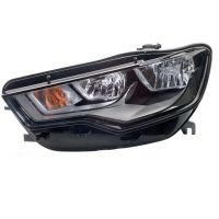 Headlight left front AUDI A6 2011 onwards hella Headlights and Lights