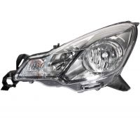 Headlight Headlamp Left front Citroen DS3 2010 onwards hella Headlights and Lights