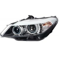 Headlight left front headlight BMW Z4 and89 2009 2008 onwards Xenon hella Headlights and Lights