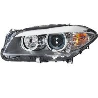 Headlight left front bmw 5 series F10 F11 2010 onwards hella Headlights and Lights