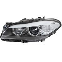 Headlight left front bmw 5 series F10 F11 2010 onwards led Xenon hella Headlights and Lights