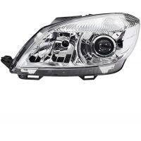 Headlight Headlamp Left front Skoda Fabia roomster 2010 onwards H7 hella Headlights and Lights