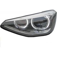 Headlight left front bmw 1 series f20 2011 onwards led Xenon hella Headlights and Lights