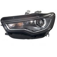 Headlight left front AUDI A6 2011 onwards led xenon din hella Headlights and Lights