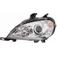 Headlight left front mercedes ml w163 2002 to 2005 Bi Xenon hella Headlights and Lights