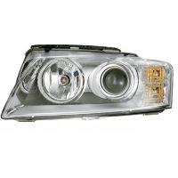 Headlight left front AUDI A8 2005 onwards afs Xenon hella Headlights and Lights