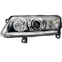 Headlight left front AUDI A6 2004 to 2007 Bi Xenon dynamic hella Headlights and Lights