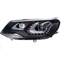 Headlight left front Volkswagen Touareg 2010 onwards xenon dynamic led hella Headlights and Lights