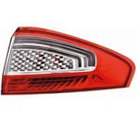 Lamp LH rear light for Ford Mondeo 2011 onwards led external 5 doors hella Headlights and Lights