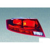 Tail light rear left Audi TT 2006 to black marelli Headlights and Lights