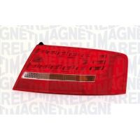 Tail light rear left AUDI A5 2007 onwards external led marelli Headlights and Lights