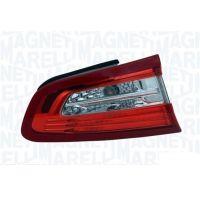 Tail light rear left Citroen DS5 2011 onwards gray interior marelli Headlights and Lights