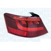 Tail light rear left AUDI A3 2012 to 8V 3p external led marelli Headlights and Lights