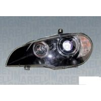 Headlight left front BMW X5 E70 2007 onwards halogen marelli Headlights and Lights