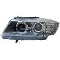 Headlight left front bmw 3 series E90 E91 2008 onwards led Xenon marelli Headlights and Lights