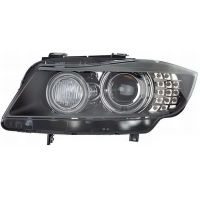 Headlight left front bmw 3 series E90 E91 2008 onwards led xenon din. marelli Headlights and Lights