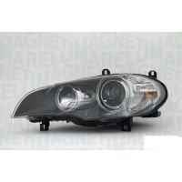 Headlight left front BMW X5 E70 2010 onwards xenon asf marelli Headlights and Lights