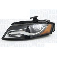 Headlight left front AUDI A4 2010 to 2011 Bi Xenon afs led marelli Headlights and Lights
