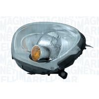 Headlight left front mini countryman r60 2010 to h4 arrow aranci marelli Headlights and Lights