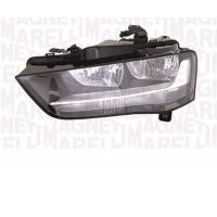 Headlight left front AUDI A4 2012 onwards marelli Headlights and Lights