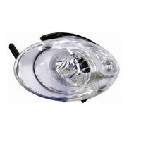 Headlight left front headlight for Fiat 500l 2012 in then top marelli Headlights and Lights