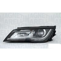 Headlight left front AUDI A7 Sportback 2010 onwards Xenon marelli Headlights and Lights