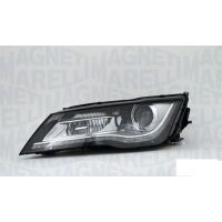 Headlight left front AUDI A7 Sportback 2010 onwards xenon din AFS. marelli Headlights and Lights